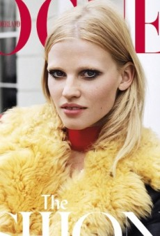 'Everything Is Off' with Lara Stone's September Cover of Vogue Netherlands (Forum Buzz)
