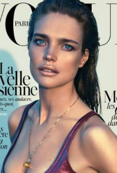 This Looks Familiar: Mert & Marcus Photograph Natalia Vodianova for Vogue Paris (Forum Buzz)
