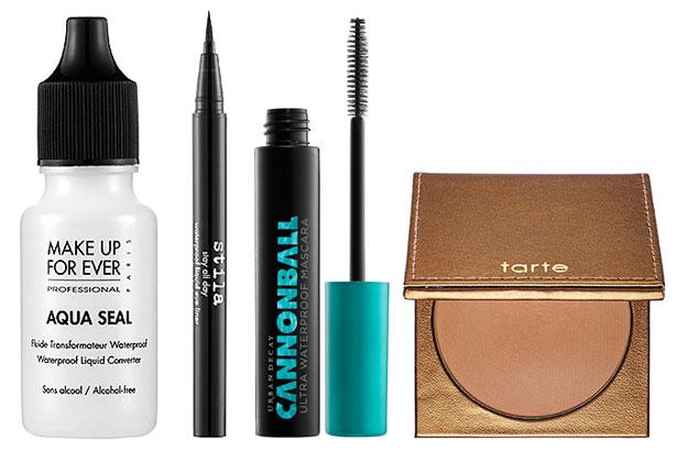 Best waterproof makeup options