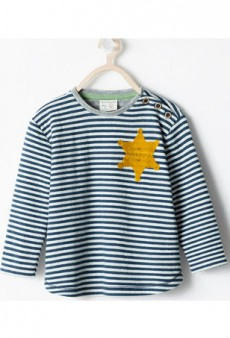 Zara Comes Under Fire Over Controversial 'Star of David' Kids' T-Shirt