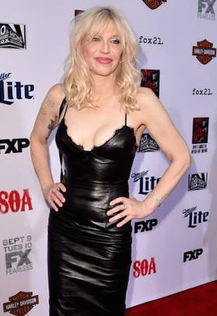Courtney Love Alex Perry