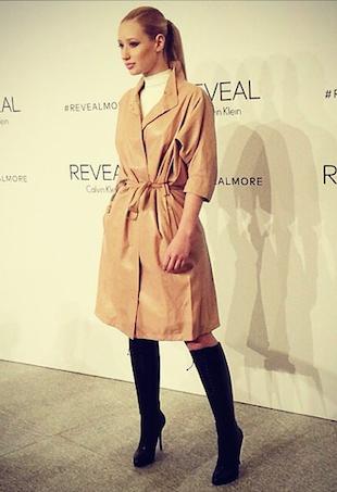 Iggy Azalea Calvin Klein
