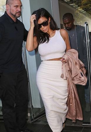 Kim Kardashian Josh Goot