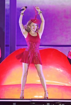 All the Mind-Blowing Outfits from Kylie Minogue's Kiss Me Once Tour