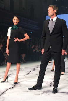 Sorry, What? Camilla and Marc Team Up With a Bank for Mercedes-Benz Fashion Festival Sydney