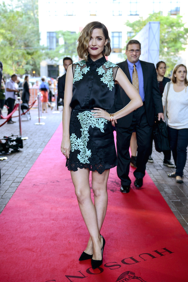 Rose Byrne Stuns in 3.1 Phillip Lim at TIFF 2014