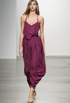 Fashion Palette Australia's Ready-to-Wear Show Stuns at NYFW Spring 2015