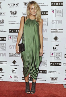 Brooke Testoni Flies to 2014 Telstra Perth Fashon Festival Exclusively for Morrison