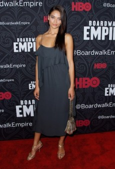 Shanina Shaik Steps Out in TOME