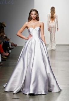 Breathtaking Looks at Fashion Palette's NYFW 2015 Evening and Bridalwear Show