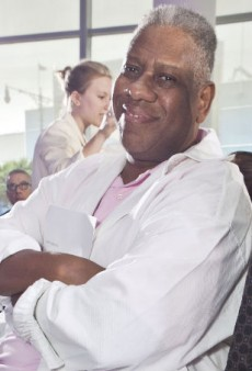 André Leon Talley Talks Fashion's Diversity Problem