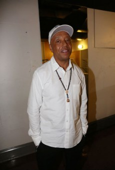 Russell Simmons Talks Argyleculture's Spring 2015 Collection