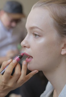 Get the Makeup Look from Steven Alan's Spring 2015 Presentation