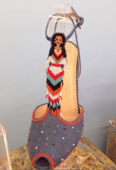 Charlotte Olympia's Pocahontas Shoe Is a Little Questionable