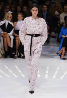 Christian Dior Spring 2015 Runway