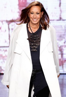 One Minute with … Donna Karan at DKNY