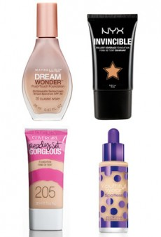 The 7 Best Drugstore Foundations