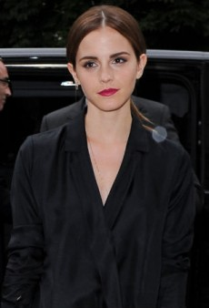 Fashion People (and Just About Everyone Else) Loved Emma Watson's #HeForShe UN Speech