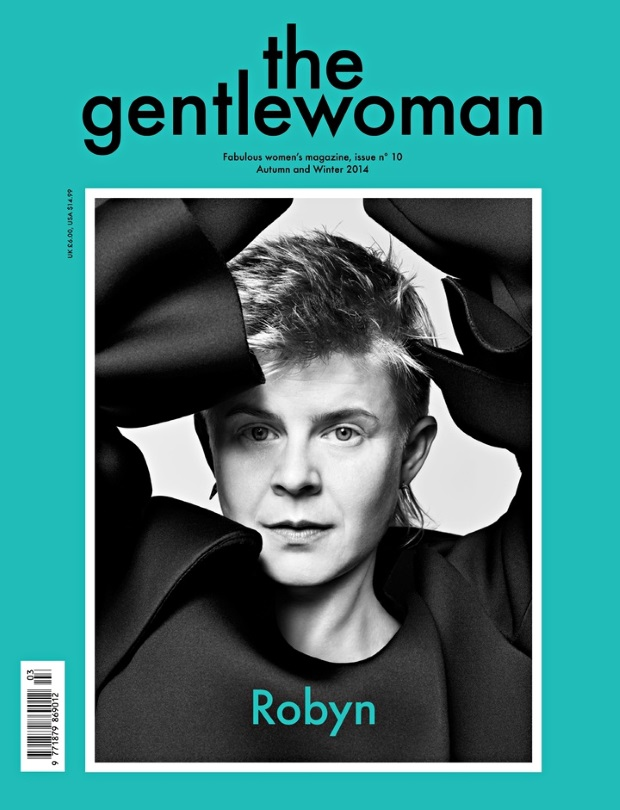 The Gentlewoman Fall 2014 Robyn