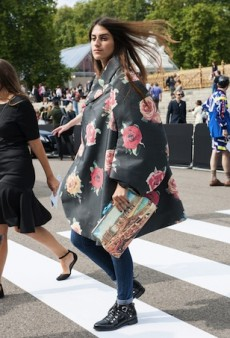 The Most Inspiring Street Style Looks from London Fashion Week 2015