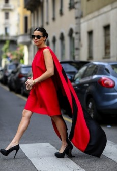 66 Must-See Street Style Snaps from Milan Fashion Week
