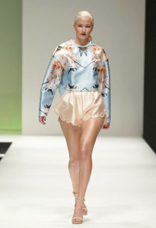 Melbourne Spring Fashion Week 2014