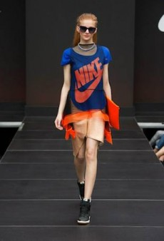 Rock Sports Luxe Like a Pro With Inspiration from Nike's MSFW 2014 Runway