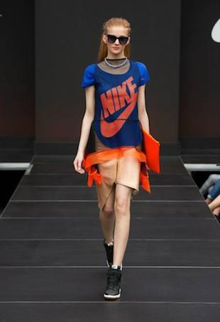 Sports luxe Nike MSFW 2014