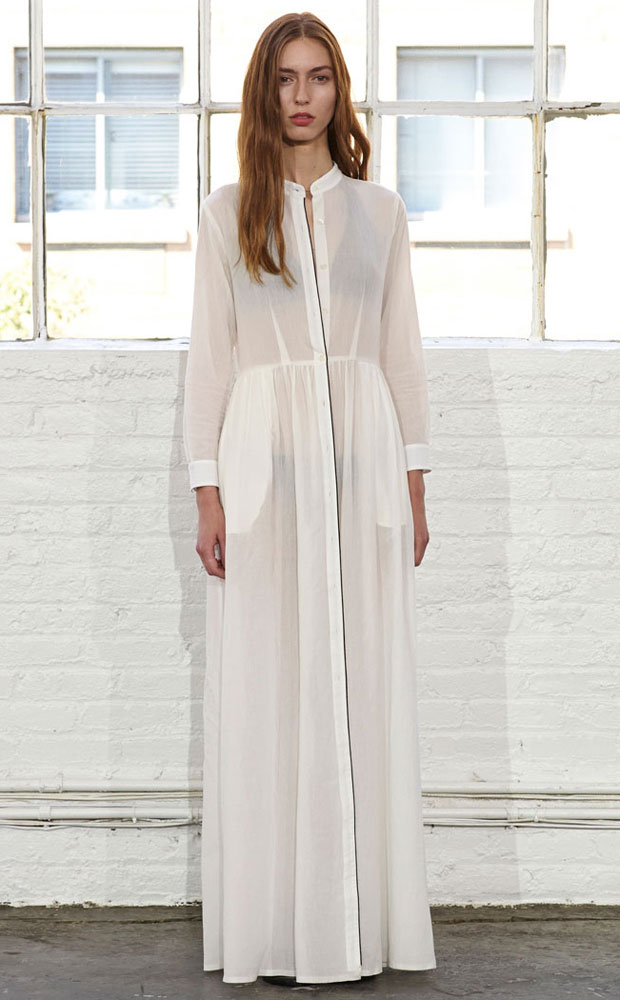 STEVEN ALAN SPRING 2015; IMAGE: IMAXTREE