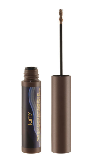 Tarte's Tinted Brow Gel in rich brown