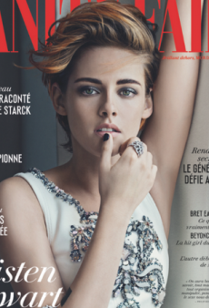 A Chanel-Wearing Kristen Stewart Is Vanity Fair France's September Cover Star (Forum Buzz)