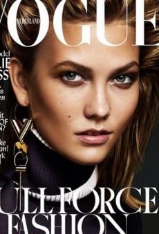 Karlie Kloss Impresses on Vogue Netherlands October Cover (Forum Buzz)