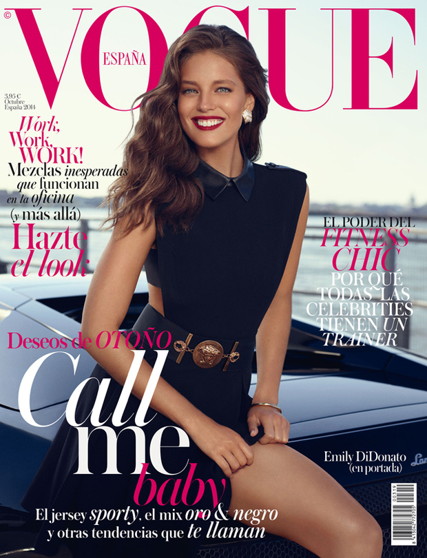 Vogue Spain's October Cover with Emily DiDonato Could Have 'Worked Better' (Forum Buzz)