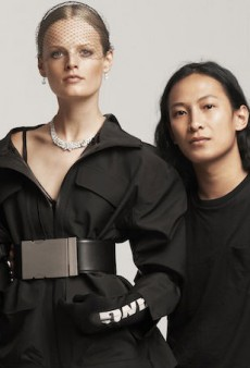 ELLE Previews Alexander Wang x H&M in the October Issue