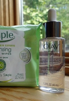Three Steps to Fresh Clean Fall Skin