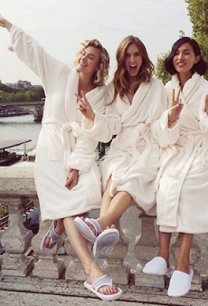 Aussie Fashion Bloggers Team up with Chiara Ferragni for Top Secret Photo Shoot
