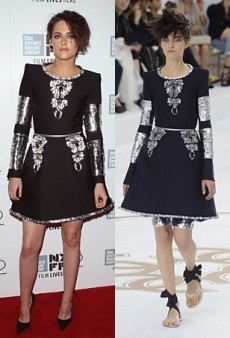 Runway to Real Life: Emma Stone in Jason Wu, Kristen Stewart in Chanel and More (Forum Buzz)