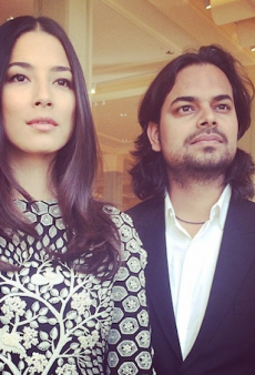 Rahul Mishra Launches His Award-Winning Collection in Australia Today