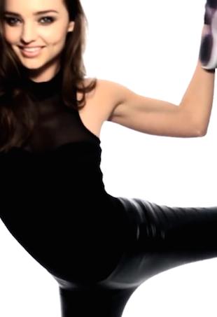 Miranda Kerr Reebok