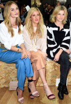 Paris Fashion Week Offers Some Stellar Front Row Spotting
