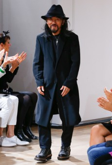Riding in Cars with Yohji Yamamoto