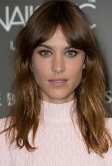 Alexa Chung Guest Edits for Tommy Hilfiger