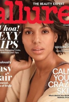 Kerry Washington's #WokeUpLikeThis Allure Cover Misses the Mark (Forum Buzz)