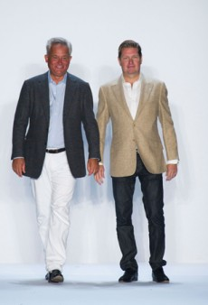 One Minute With … Mark Badgley and James Mischka
