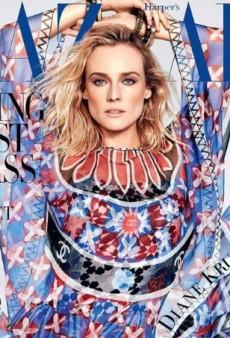 Diane Kruger Wears Chanel on Harper's Bazaar Australia's November Cover (Forum Buzz)