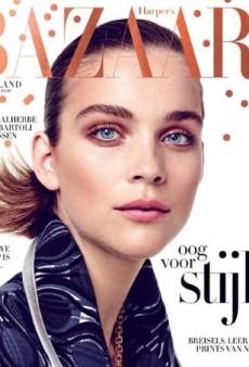 Kim Noorda Impresses Forum Members on Harper's Bazaar Netherlands' Cover (Forum Buzz)