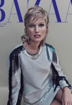 Ouch! Toni Garrn's Harper's Bazaar Spain Cover Is 'Bad on Every Level' (Forum Buzz)