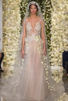 25 Jaw-Droppingly Beautiful Wedding Dresses for Fall 2015