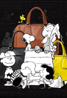 Coach Teams with Peanuts for One Adorable Collaboration