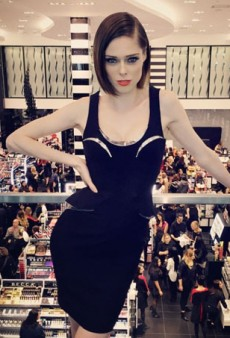 Coco Rocha Helps Celebrate Canada's Biggest Sephora Store